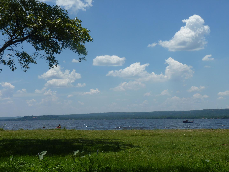 Lago Ypacarai PARAGUAY!!