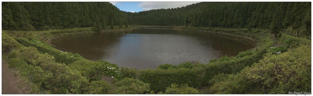 Lagoas Empadadas (Sao Miguel, Azoren)
