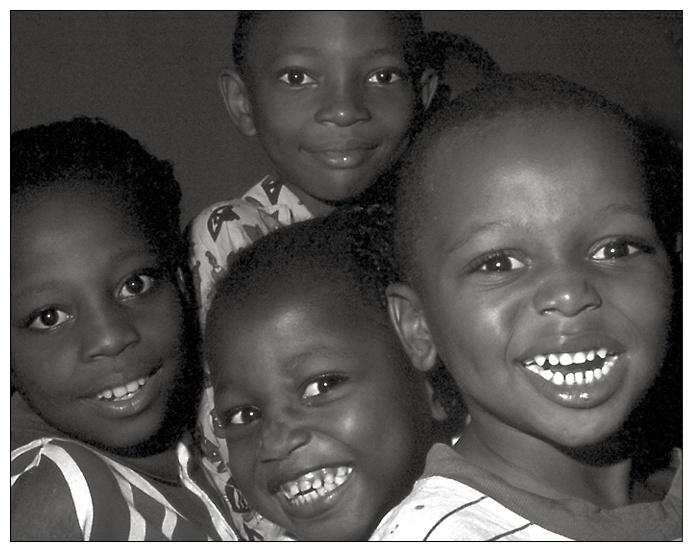 Lagos, Nigeria 1995