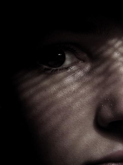 Lágrima Foto Bild Portrait Selbstportraits Menschen Bilder Auf