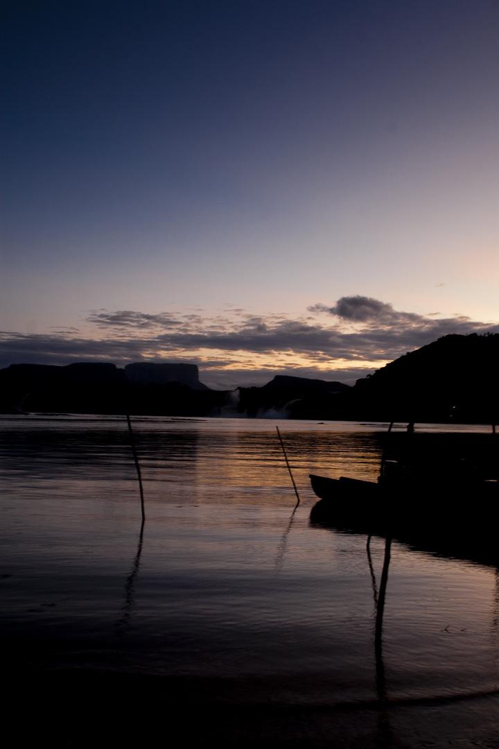Laguna de Canaima , Venezuela