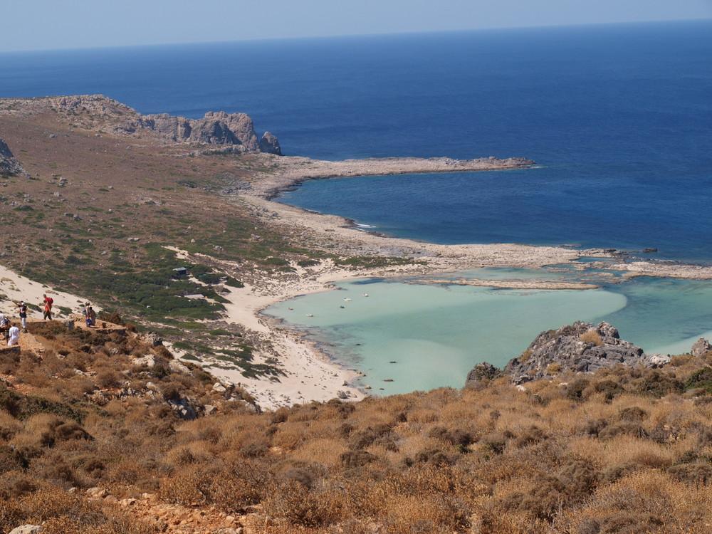 Laguna di Balos -Creta -Grecia
