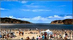 Laguna di Óbidos.