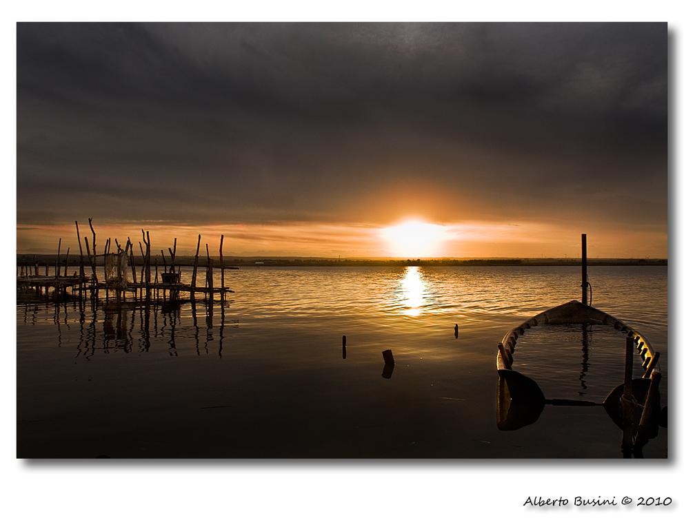 Laguna dorata
