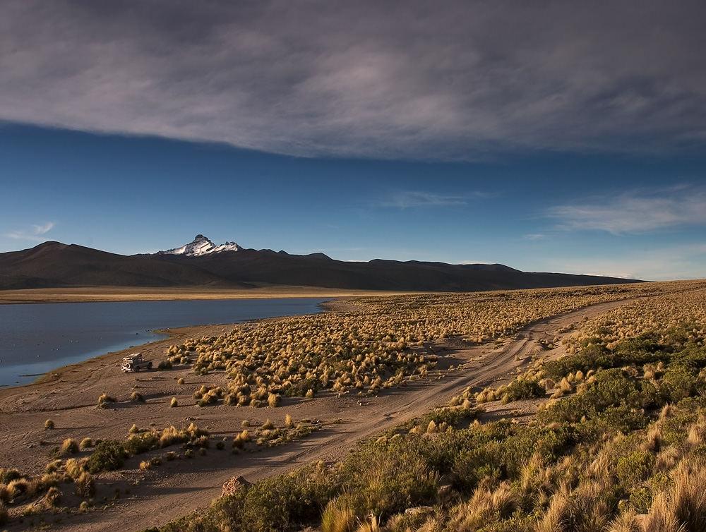 Laguna Huaña Khota