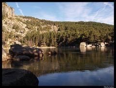 - Laguna Negra Helada -