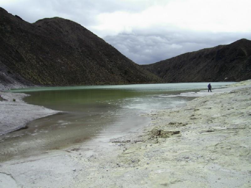 Laguna Verde!!!