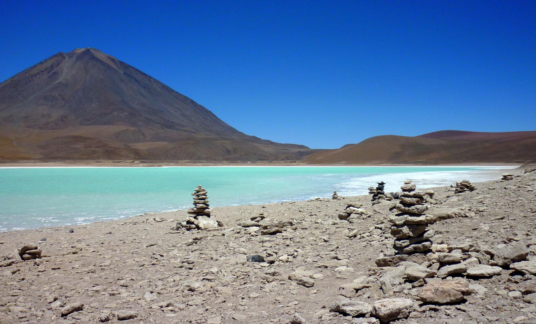 LAGUNA VERDE - Bolivia