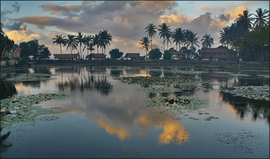 * Lagune....