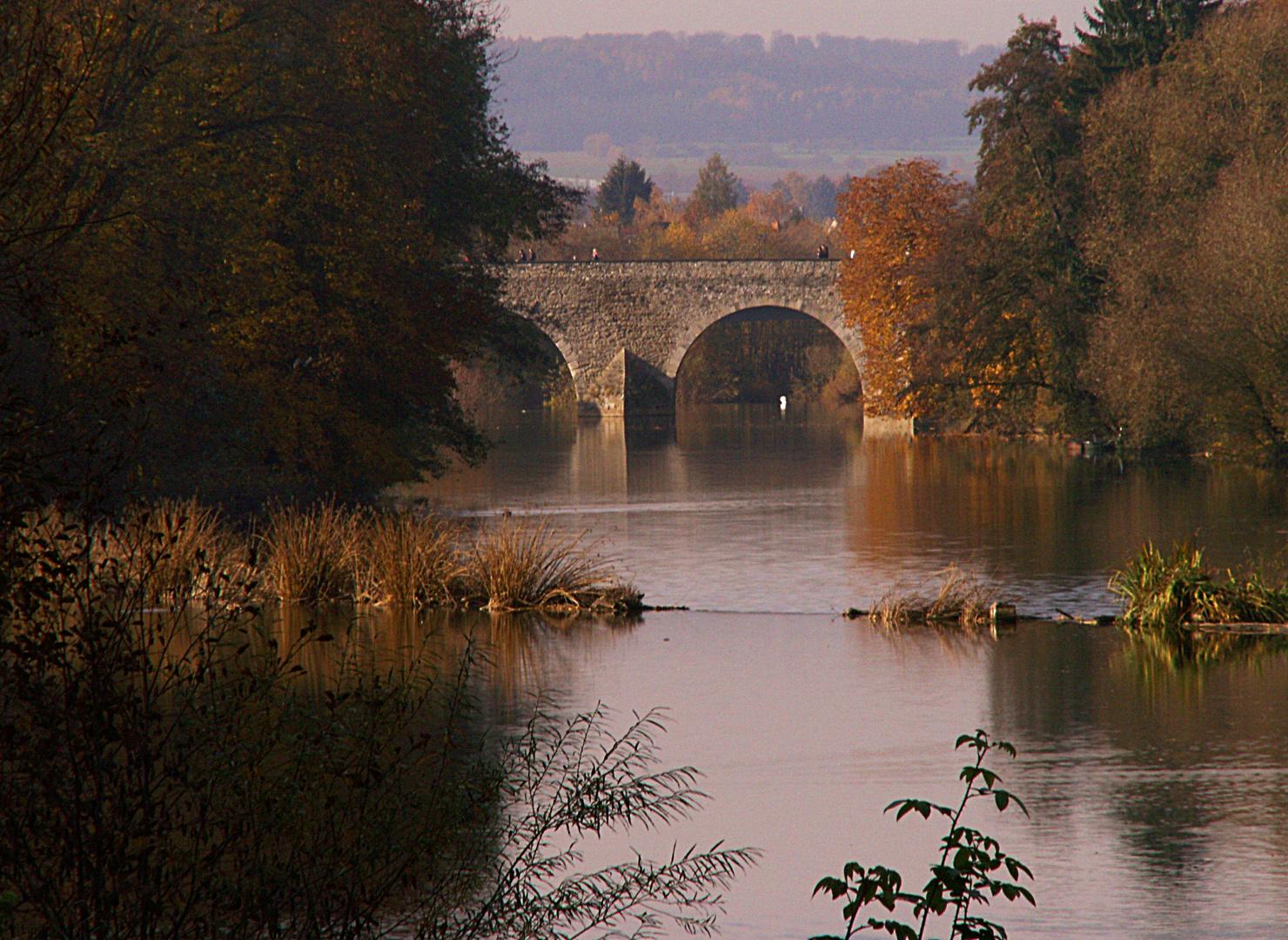 Lahnbrücke bei Limburg