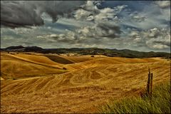 Laiatico, Toscana