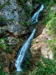 Laintalwasserfall - Mittenwald