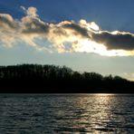 Lake Allen Sunset