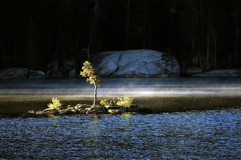 Lake Alpine !