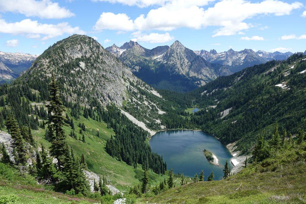 Lake Ann - North Cascades