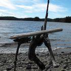 Lake Art - Campbell River, BC Canada