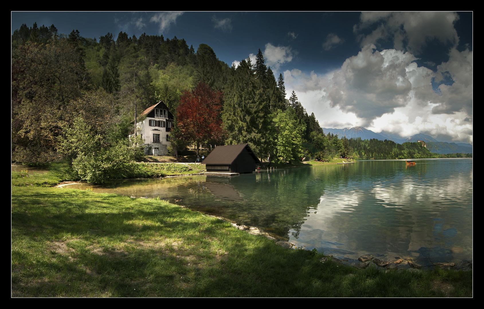 lake Bled III