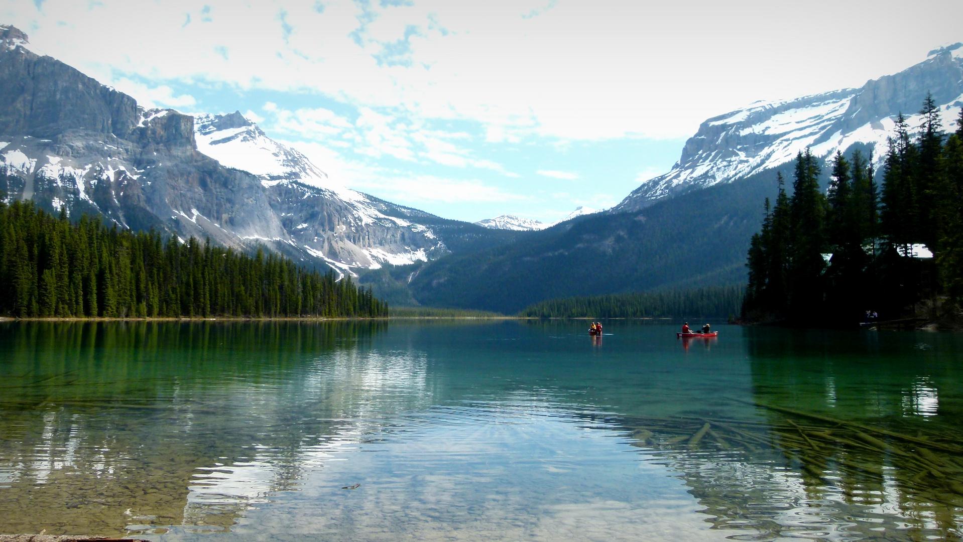 """Lake Emerald"""