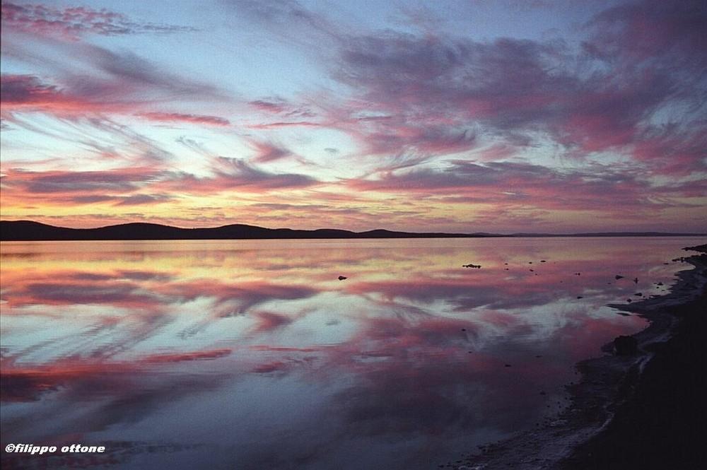 Lake Gairdner - Sud Australia