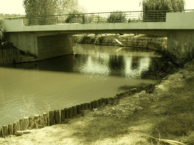 Lake in Batalha