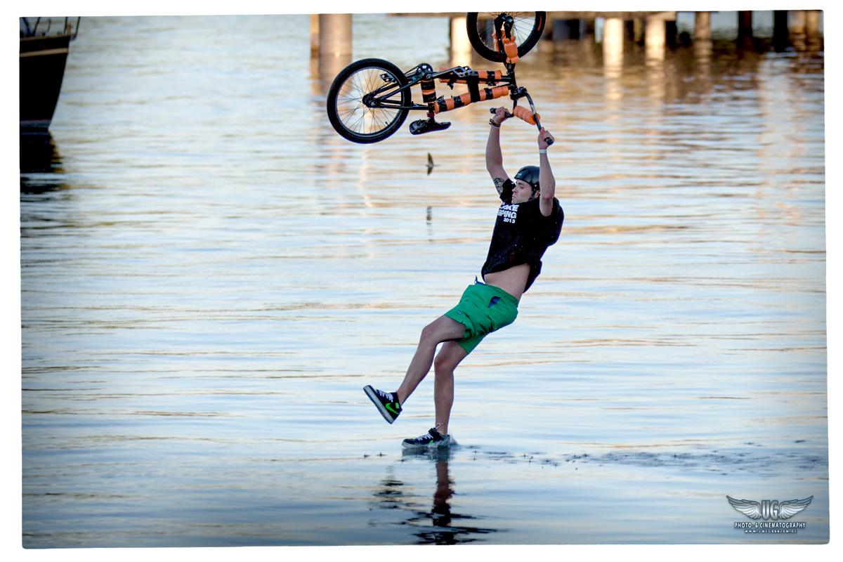 Lake Jumping #2