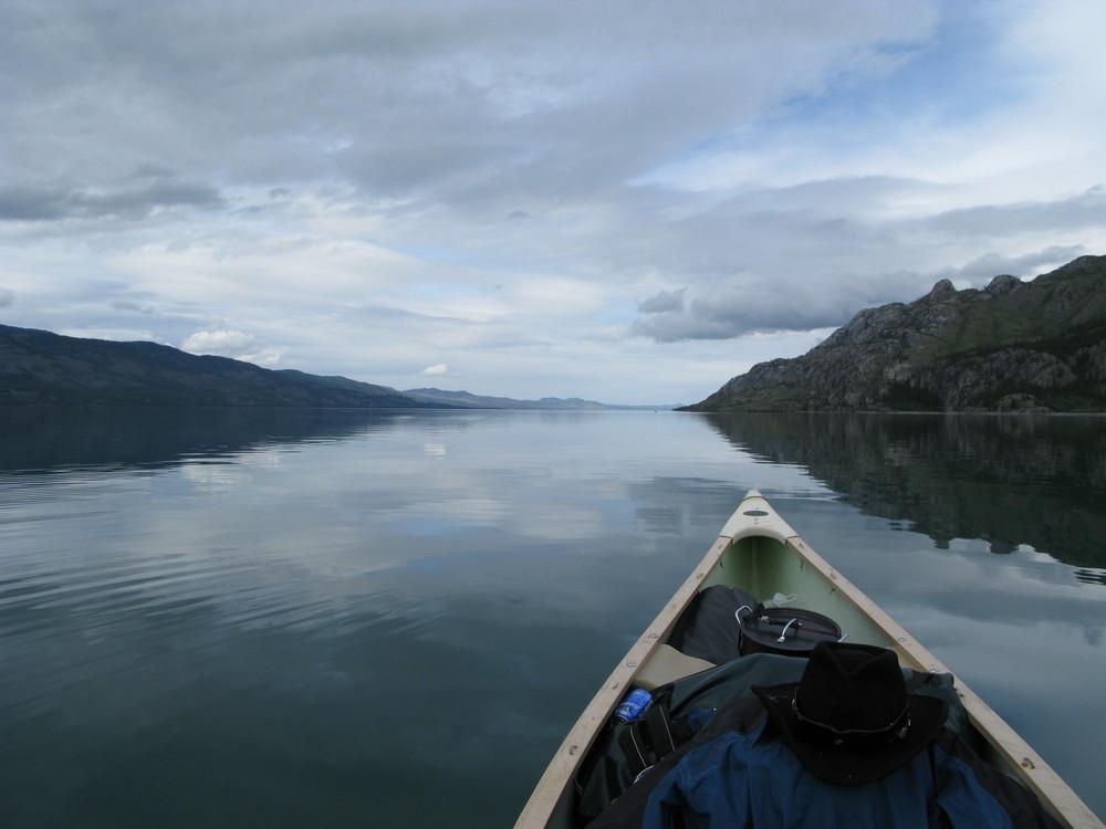Lake Laberge Yukon