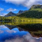 Lake Lilla - Cradle-Mountain-Lake-St.-Clair-Nationalpark (Tasmanien)