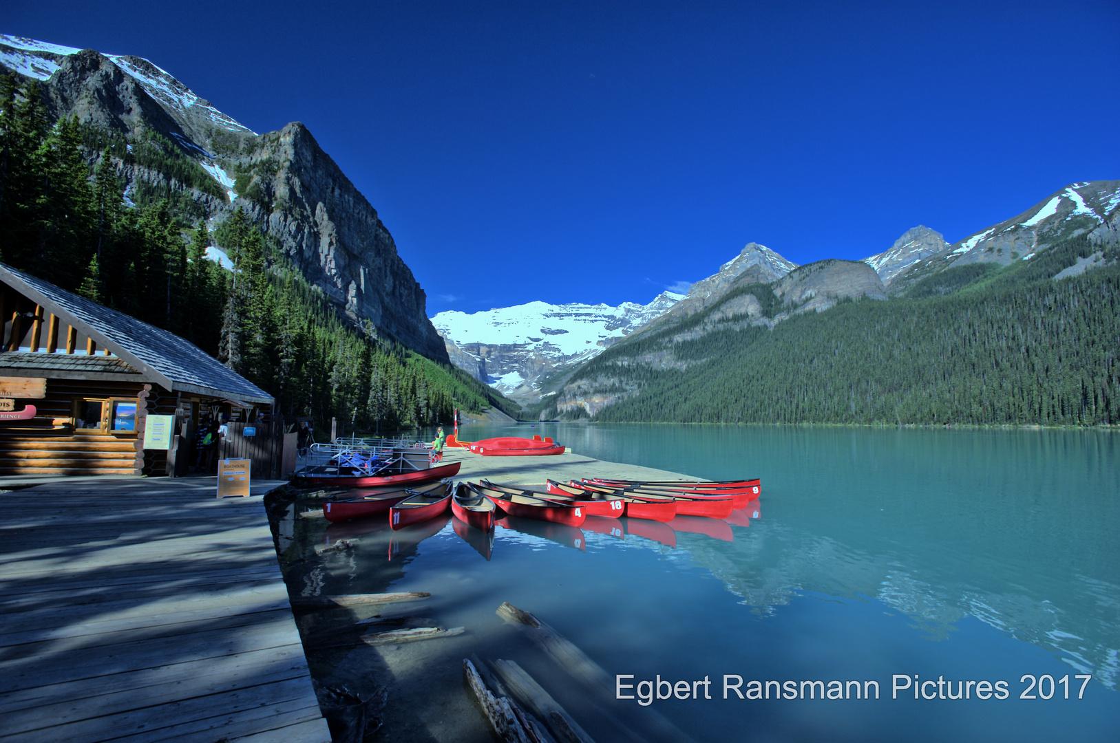 Lake Louise / Canada 2017