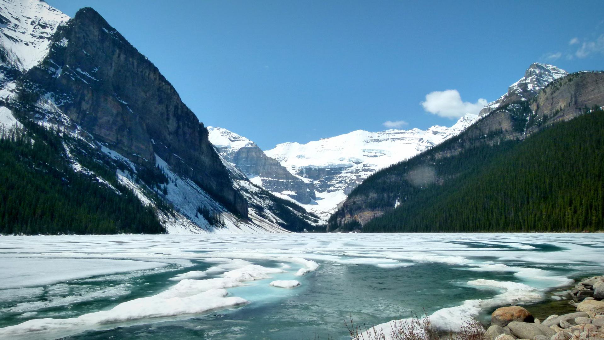 """Lake Louise"" - reloaded"