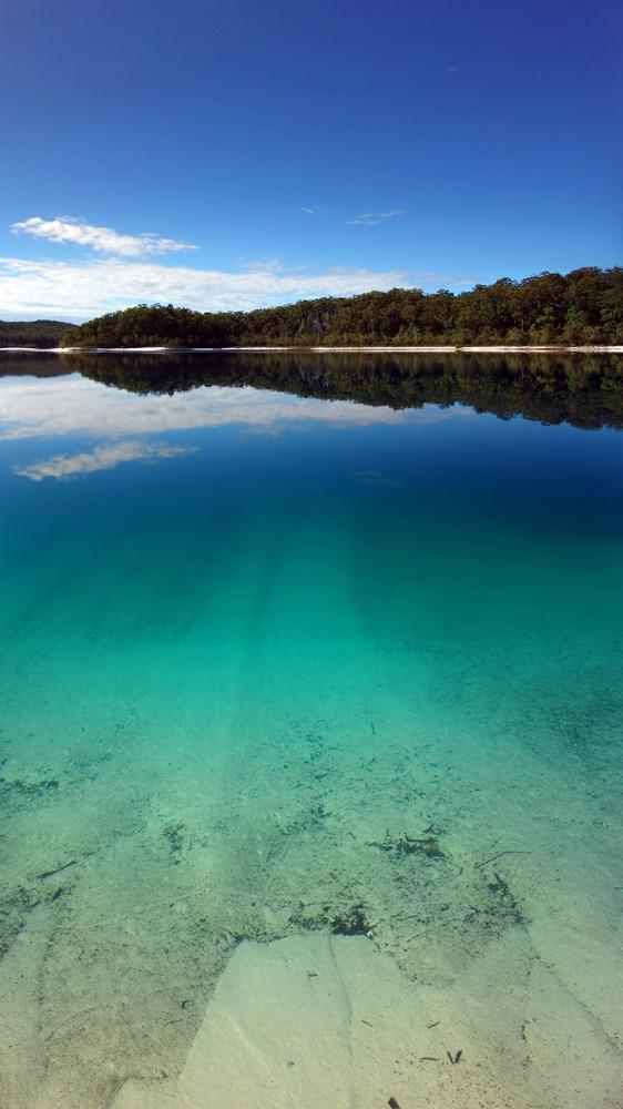 Lake Mackenzie vertical