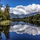 Lake Matheson - Südinsel Neuseeland