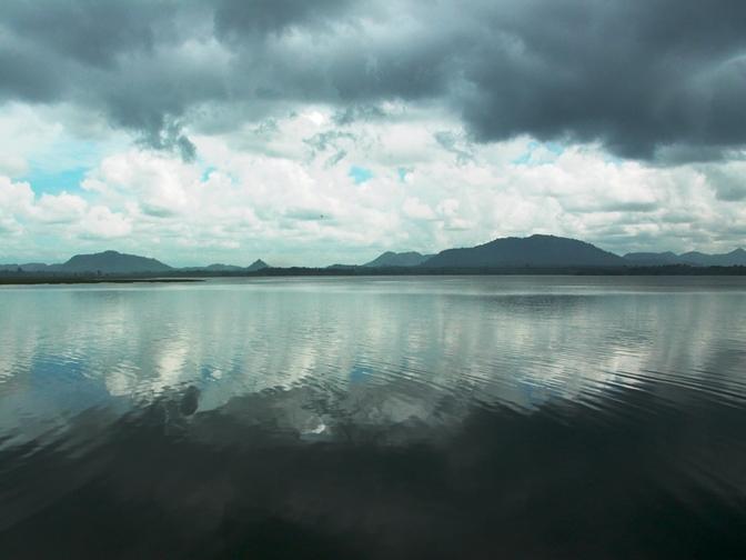 Lake nahe Kataragama