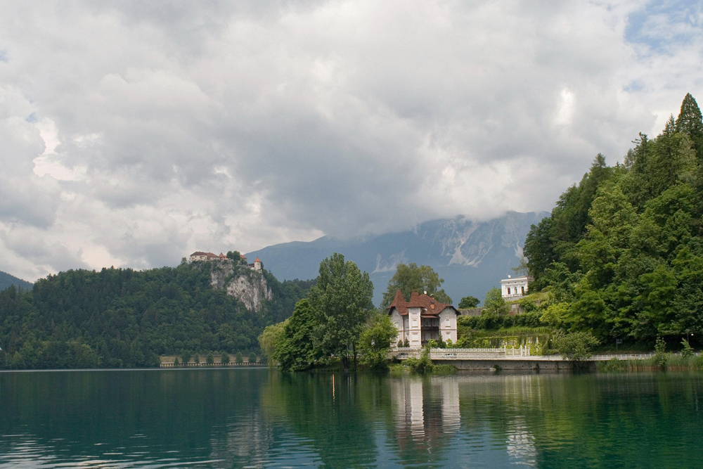 Lake of Bled