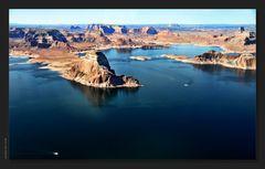 Lake Powell ...