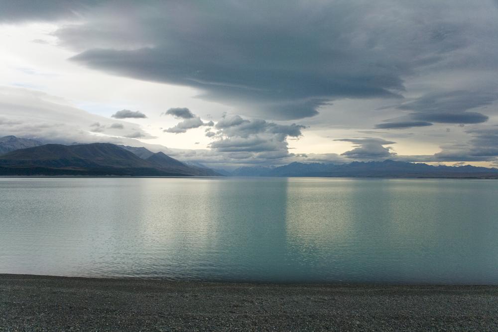 Lake Pukaiki - Neuseeland