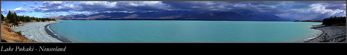 Lake Pukaki #3