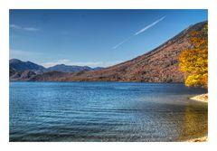 Lake side of CHUZENJI