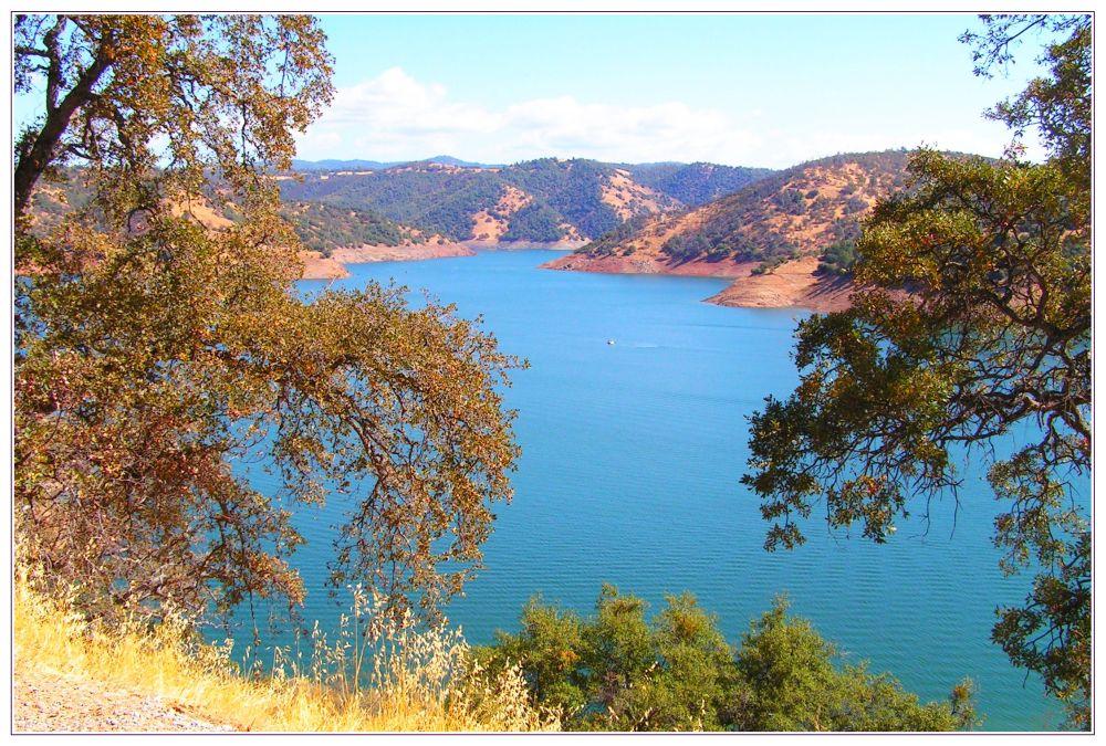 Lake somewhere in CA