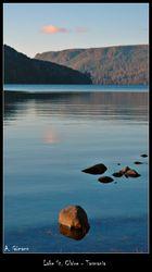 Lake St. Claire National Park, Tasmania, Australia