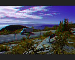 Lake Superior 3D