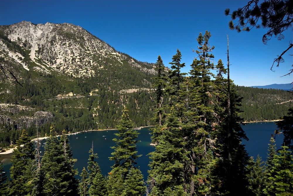 Lake Tahoe (Südseite)