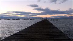 [ Lake Tahoe Sunset ]