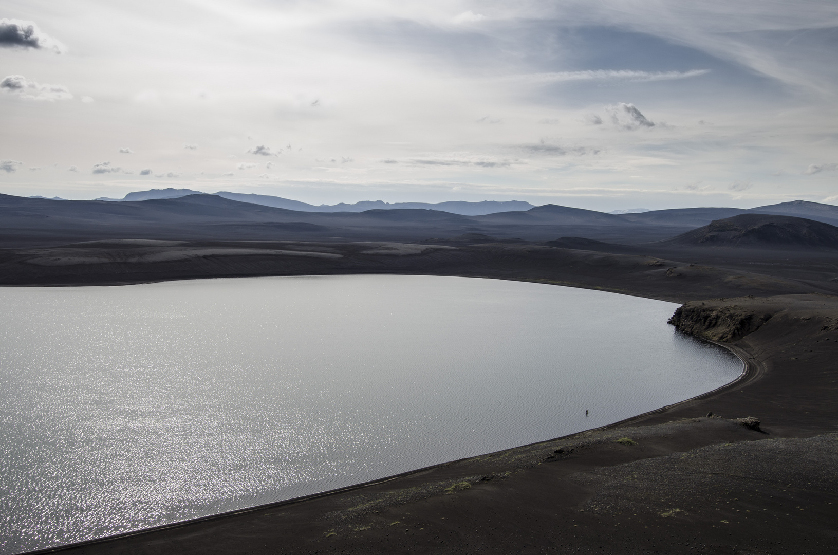 Lake Tindavatn