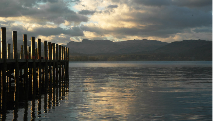 Lake Windermere, Cumbria, England