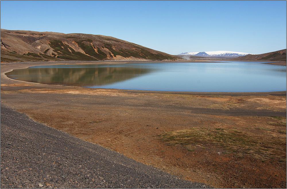 lake with no name