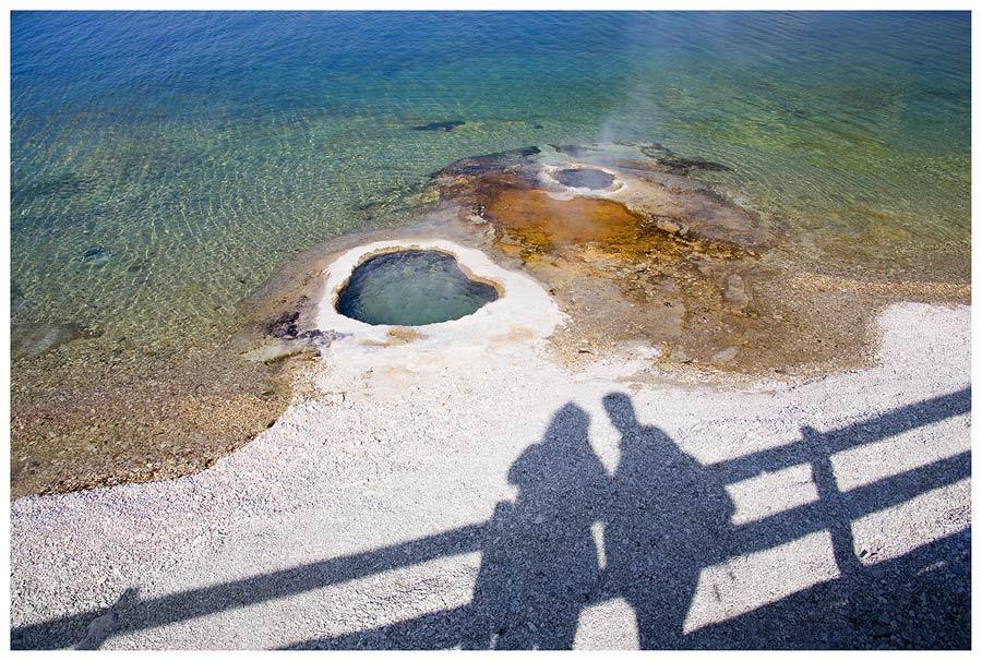 Lake Yellowstone, oder