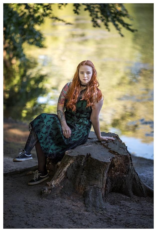 Lakeside Lady