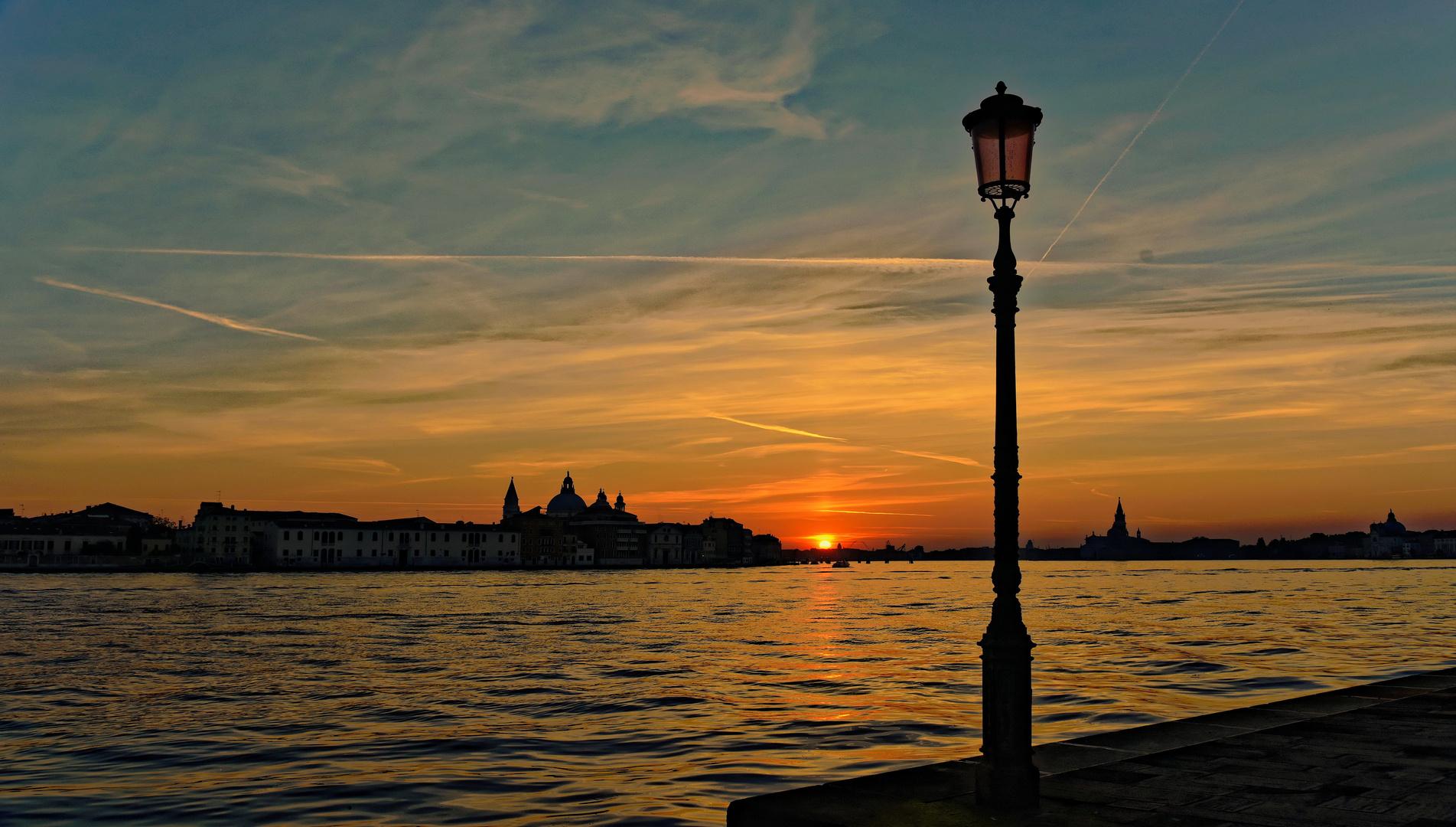 L´alba a Venezia