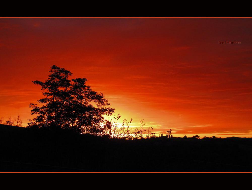 L'alba di Carmen