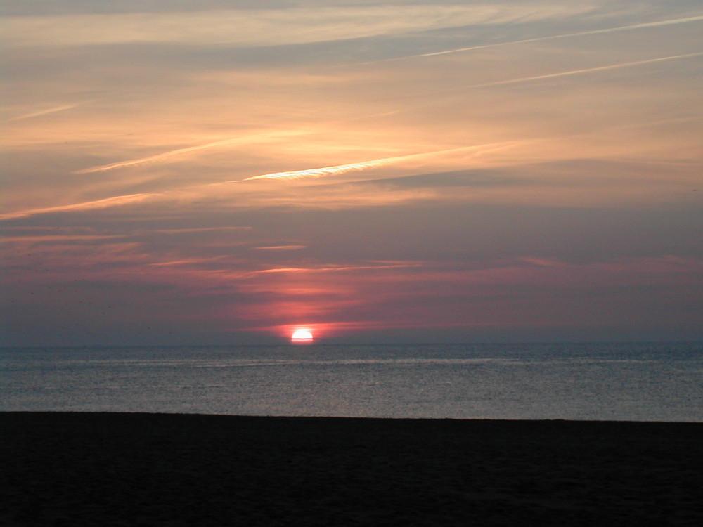 L'alba en la mar